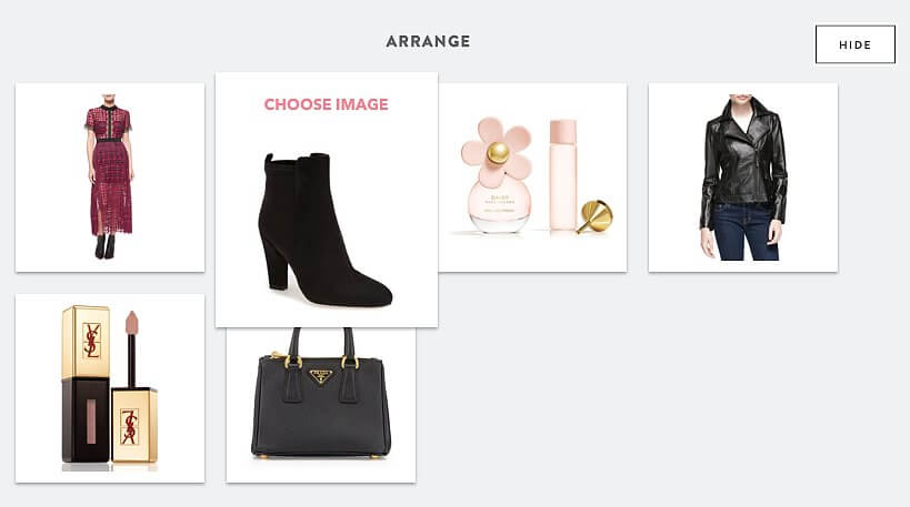 ShopStyle Collective Widgets