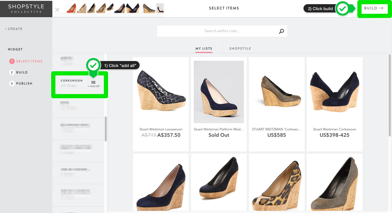 how to add shopstyle widget to wordpress