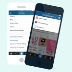 How to force Instagram to allow acount switching