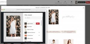 Pinterest ShopStyle Collective