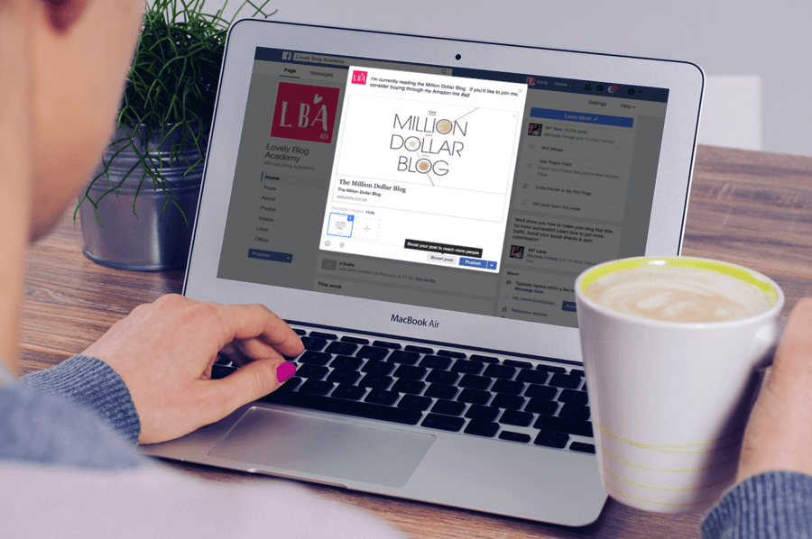 Can you boost Amazon Affiliate links on Facebook?