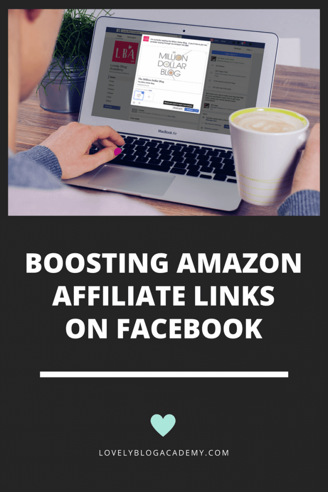 Boosting Amazon Affiliate Links on Facebook